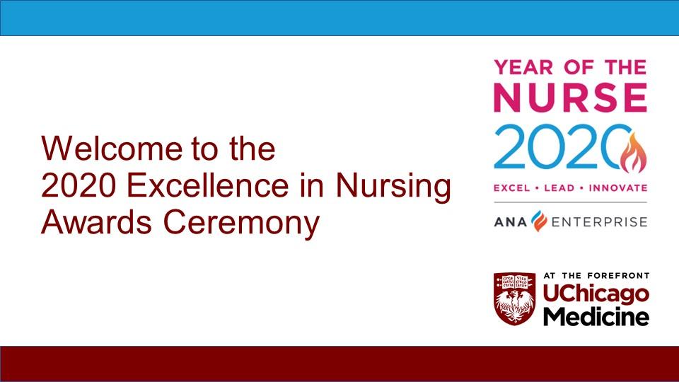 Excellence in Nursing Awards